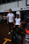 Christiano Ronaldo i Fernando Alonso