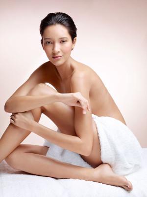 mannequin-spa-serviette