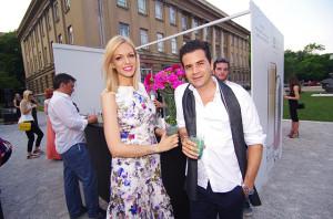 Aleksandra Dojcinovic i Ante Vrban