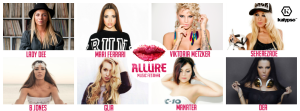 Allure lineup