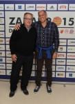 Maurizio Gherardini i Željko OBradović