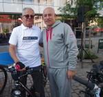 dekan KIF-a Damir Knjaz i Branko Baričević, voditelj predstavništva EK u Hrv