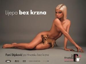 Fani Stipkovic-jumbo-plakat