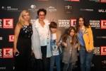 Leonarda Boban s kćeri Martom, Suzy Josipović Redžepagić i Martina Glasković s kćerkom
