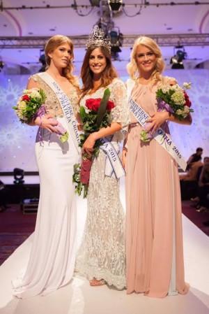 Miss Universe Croatia sa pratiljama