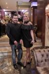 Boris Kosmač i Renata Končić Minea
