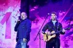 Zagreb, 14.04.2018 - Koncert Tonyja Cetinskog u povodu drugog rodjendana Magente 1 Hrvatskog Telekoma