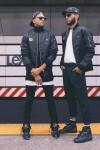 The Martinez Brothers, Photographer Ibra Ake