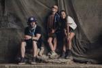 Domagoj Ma++uran, Billy Barratt i Danica Nedeljkovi-ç