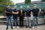 Franko Lazic, Luka Bajic, Damir Skok, Ivan Marcelic, Lovre Milos
