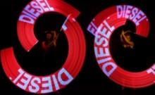 Diesel Black Gold Milan Fashion Week