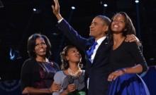 Neponovljiva obitelj Obama
