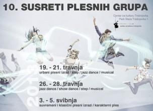 10. susreti plesnih grupa