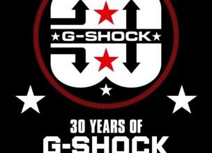 G-Shock proslavio 30. rođendan
