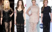 Produžene prozirne haljine – MUST HAVE