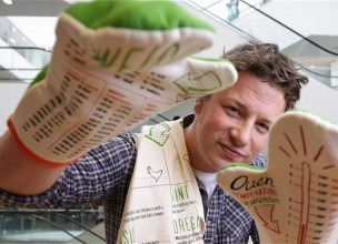 Jamie Oliver: Uz nogomet idu – hrvatske fritule!