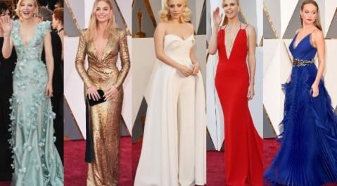 Najglamouroznije haljine Oscara 2016