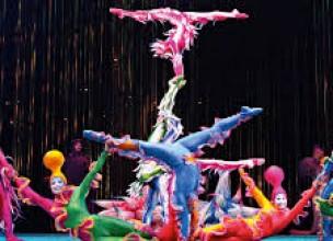 Ne propustite Cirque du Soleil Varekai!