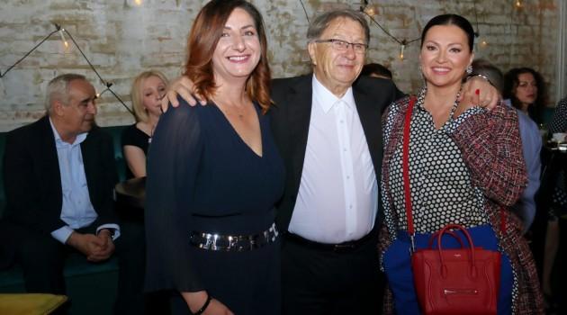 Ninu Badrić na Celebrity After Work Partyju šarmirao Ćiro Blažević