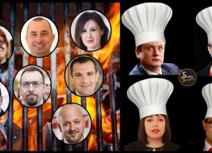 """Orešković, Grmoja, Maras i drugi na prvom političkom """"prženju"""" kandidata za EU izbore!"""