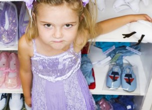 Razlika između sretnog i razmaženog djeteta!