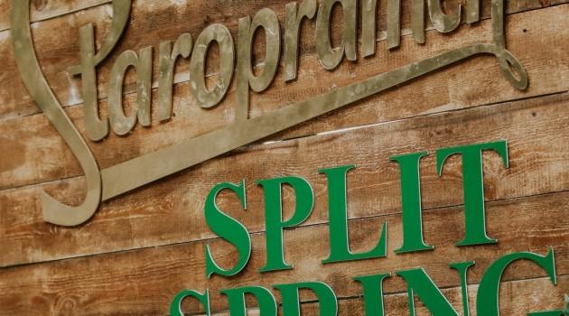 Split Spring by Staropramen