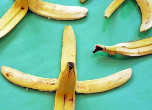 7 načina kako iskoristiti koru od banane